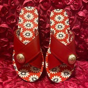 Tory Burch sandals slide